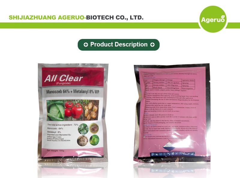 mancozeb metalaxyl fungicide
