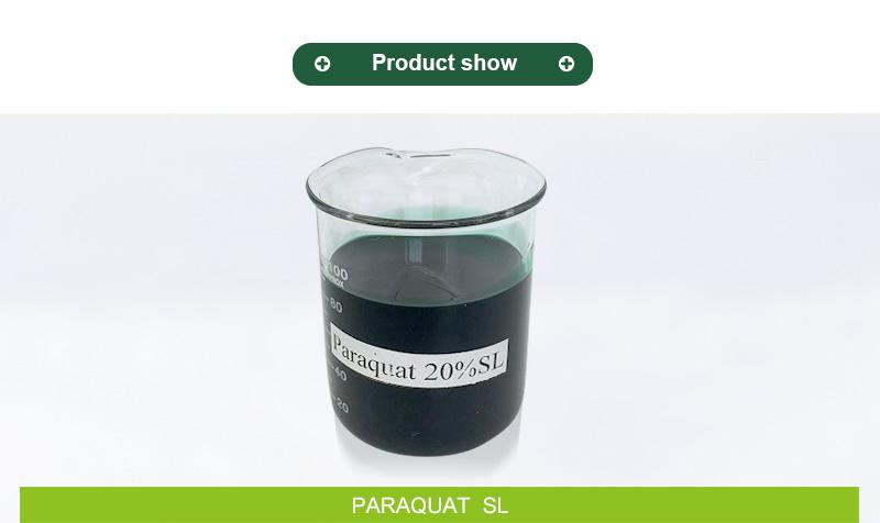 paraquat 20 sl