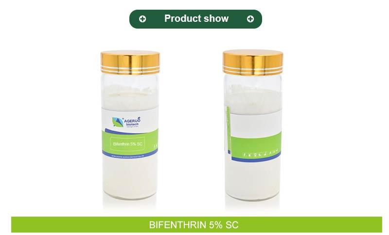 pesticide Bifenthrin